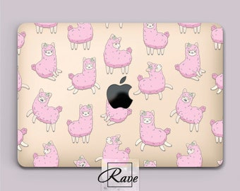 Lama case MacBook 15 inch case cute Alpaca 11 MacBook air case a1398 clear case MacBook pro 13 2016 Funny case Hard case for laptop 12 Mac