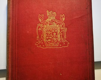 Journals and letters of Reginald Viscount Esher Vol. 1. 1870-1903 Hardcover – 1934 First Edition