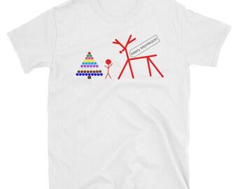 Merry Montessori /Short-Sleeve Men's T-Shirt
