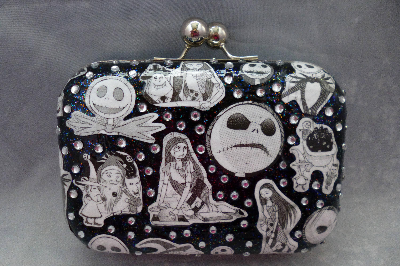 Brand New - Custom Made - Story Book Design Women\'s Hand Bag - Purse ...