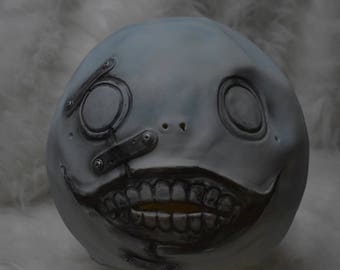 Emil Mask for Cosplay NieR Automata Broken and Scarred Mask