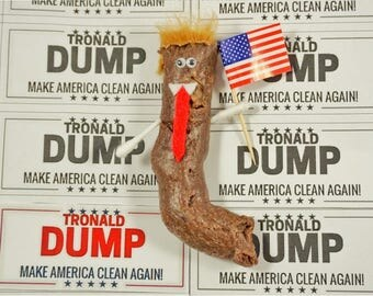 The Tronald Dump Poop Soap!