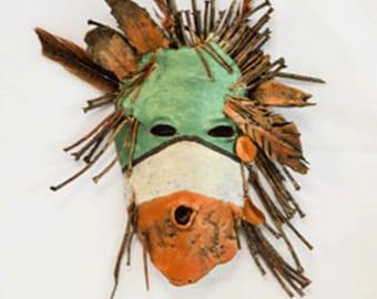 8th Century Hopi Mask