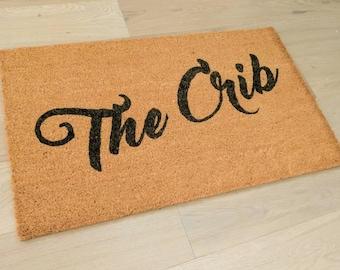 The Crib doormat