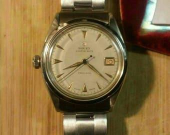 Vintage left handed Rolex