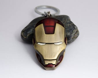 Marvel The Avengers keychain - Ironman keychain - 3D printed Ironman keychain - Captain America keychain - Thor keychain - Hulk keychain