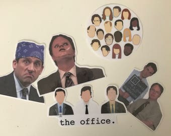 The office stickers #2