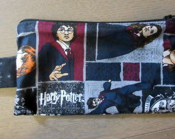 Harry Potter Bag Organizer With Hogwarts Acceptance Letter Charm