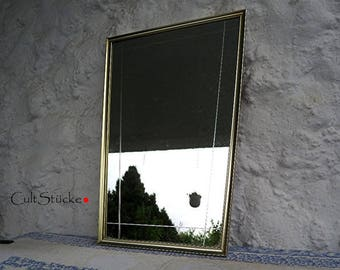 Miroir grand mur etsy for Miroir magique au mur