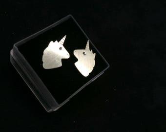 Earrings Unicorn