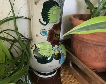 Beautiful vintage vase made in Mexico