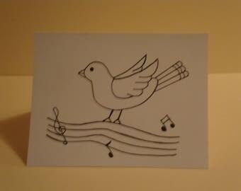 Song Bird #1