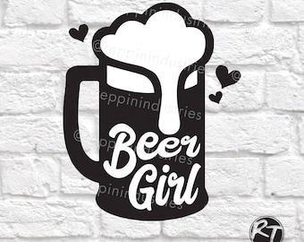 Beer Svg, Beer Gift, Beer Girl, Craft Beer Shirt, Craft Beer Gifts, Drinking Svg, Drinking Tank Top, Svg Files for Cricut, Svg, Dxf, Decal