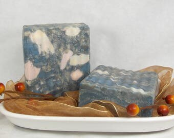 Cherry Almond Blue Soap