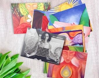 SOUL ART Inspirational Cards by Beki