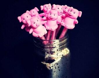Pig pens 4pk