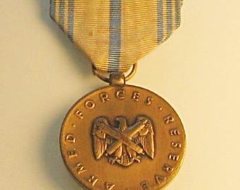 National Guard Reserve Medal