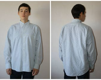 Free shipping! Hermes Paris vintage Shirt