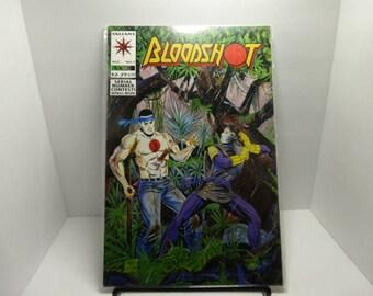 Bloodshot #7, 1993, Mint Condition, Original Packaging, Vintage, Valiant Comics, Collectors Item