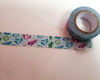 Diamond Gems Recollections Washi Tape