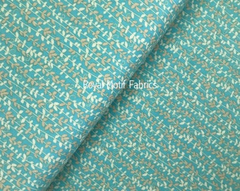 Riley Blake Forget Me Not - Seedling Aqua by Tammie Green- Sold by the Yard - 100% Cotton