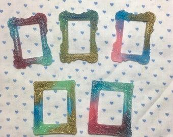 Lot 5 resin frames