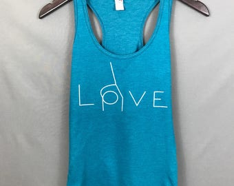 Gymnastics tank top. Gym tank. Gymnast shirt. Gymnast tank top. Love gymnastics. Gymnastics shirt. Graphic tshirt. Girls tank. Womens tank.