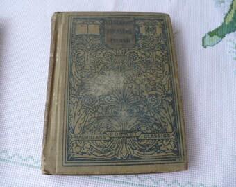 Gift For Teacher Bookworm, Treasure Island, Pocket Size Book, 1913 Edition, London, Robert Louis Stevenson, Book Lovers Gift