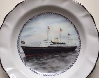 Britannia Plate August 1997