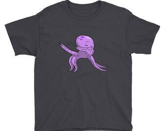 Dabbing Octopus T-shirt - dabbing t-shirt - dabbing - dabbing shirt - dabbing t shirt - t-shirt - funny t shirt - funny t-shirt - funny t-sh