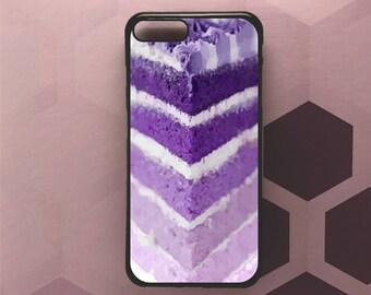 Chevron Cake, Iphone case, Iphone 6, Iphone 6+, Iphone 7, Iphone 7+