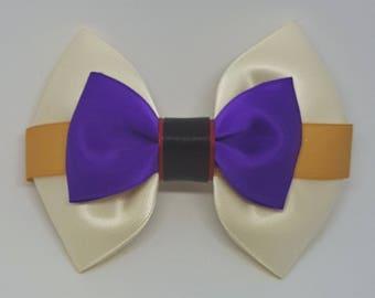 Aladdin Inspired Hair Bow | Disney Inspired Hair Bow | Disneybound Hair Bow