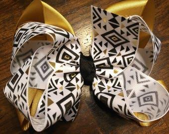 Aztec Double Bows