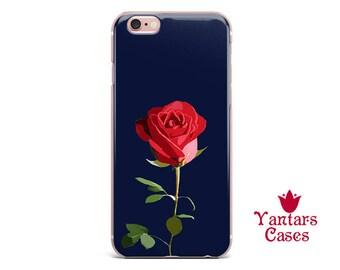 Rose iPhone 7 case iPhone 6 case Floral iPhone 8 case iPhone 7 Plus case Flower iPhone 5 case Protective iPhone 6 Plus case iPhone 8 Plus