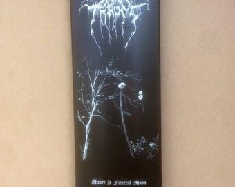 Darkthrone - Skateboard Deck