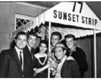 77 Sunset Strip Season 5 - 36 Episodes