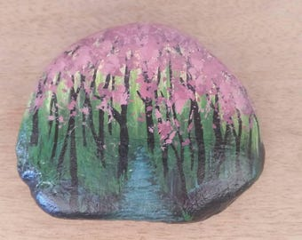 Painted Rock Forest Path