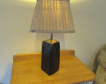BOG OAK Table Lamp