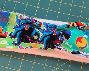 Disney stitch earwarmer