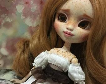 Ooak Pullip Custom Doll Eliseodolls