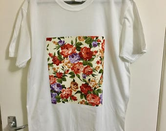 Flower Graphic Tee