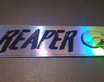 REAPER HOLOGRAPHIC SLAP