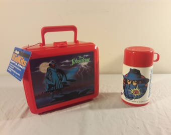 1994 The Shadow Lunchbox with Thermos
