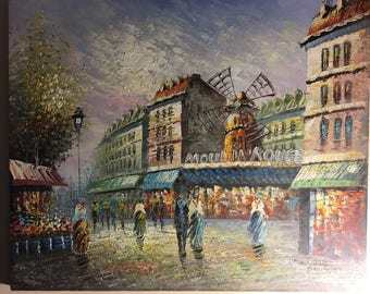 Moulin rouge by Davis