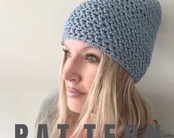 The Zacker Crochet Beanie