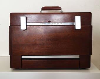 Vintage Medical Box c. 1960s