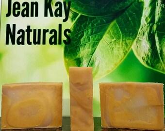 Coconut cold process soap