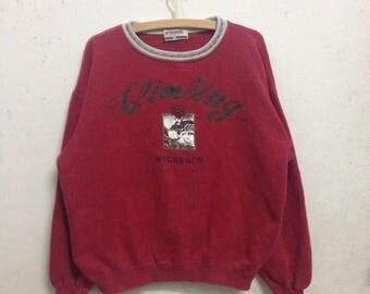 Vintage 90's Mcgregor Sportwear Sweatshirts Size L