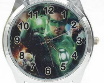 Green Lantern Watch