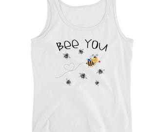 Bee You Ladies' Tank